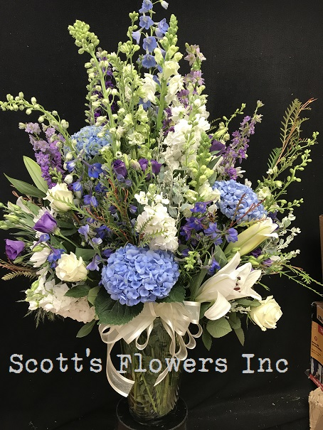 Scott's Flowes inc